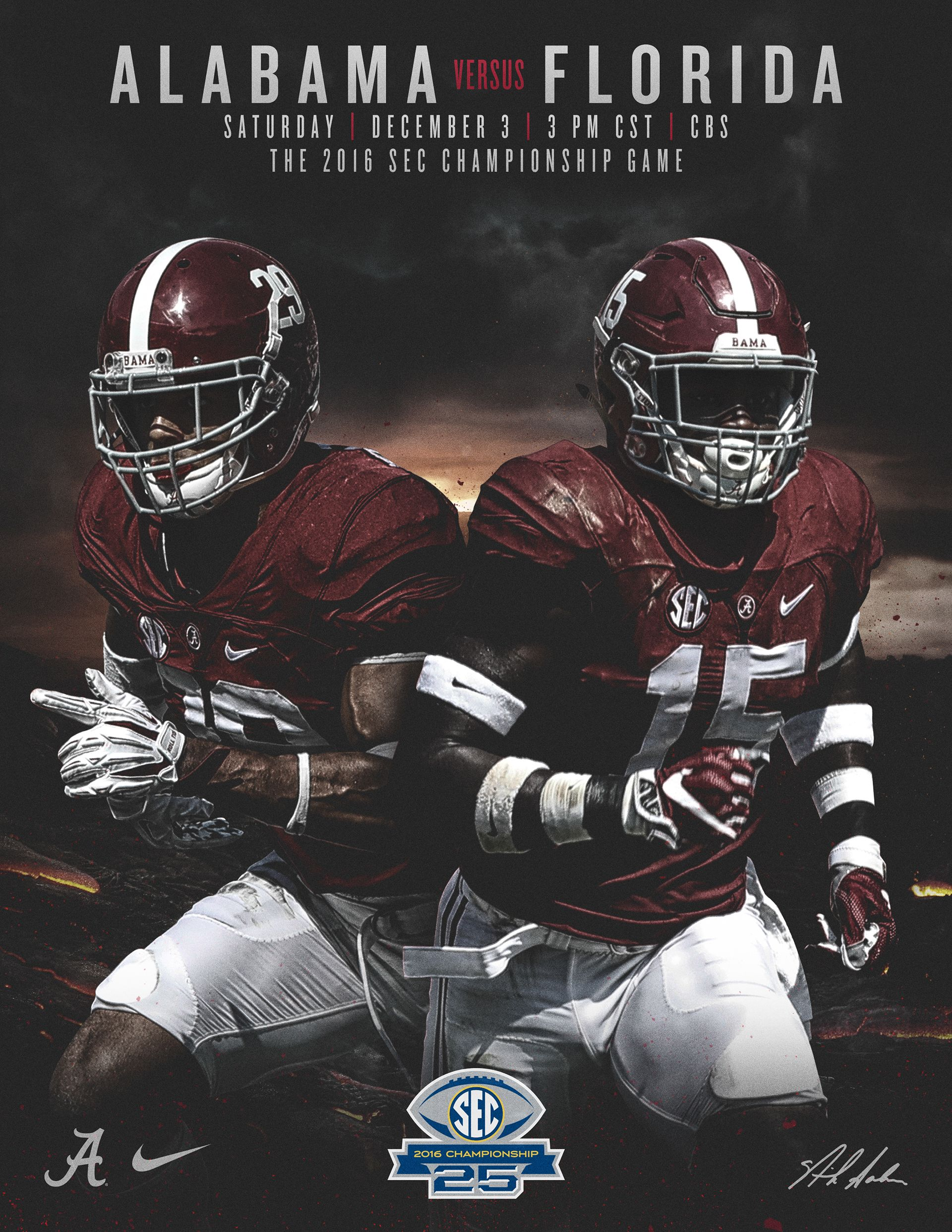2016 Alabama Tv Mailers On Behance In 2020 Alabama Crimson Tide Football Alabama Crimson Tide Football