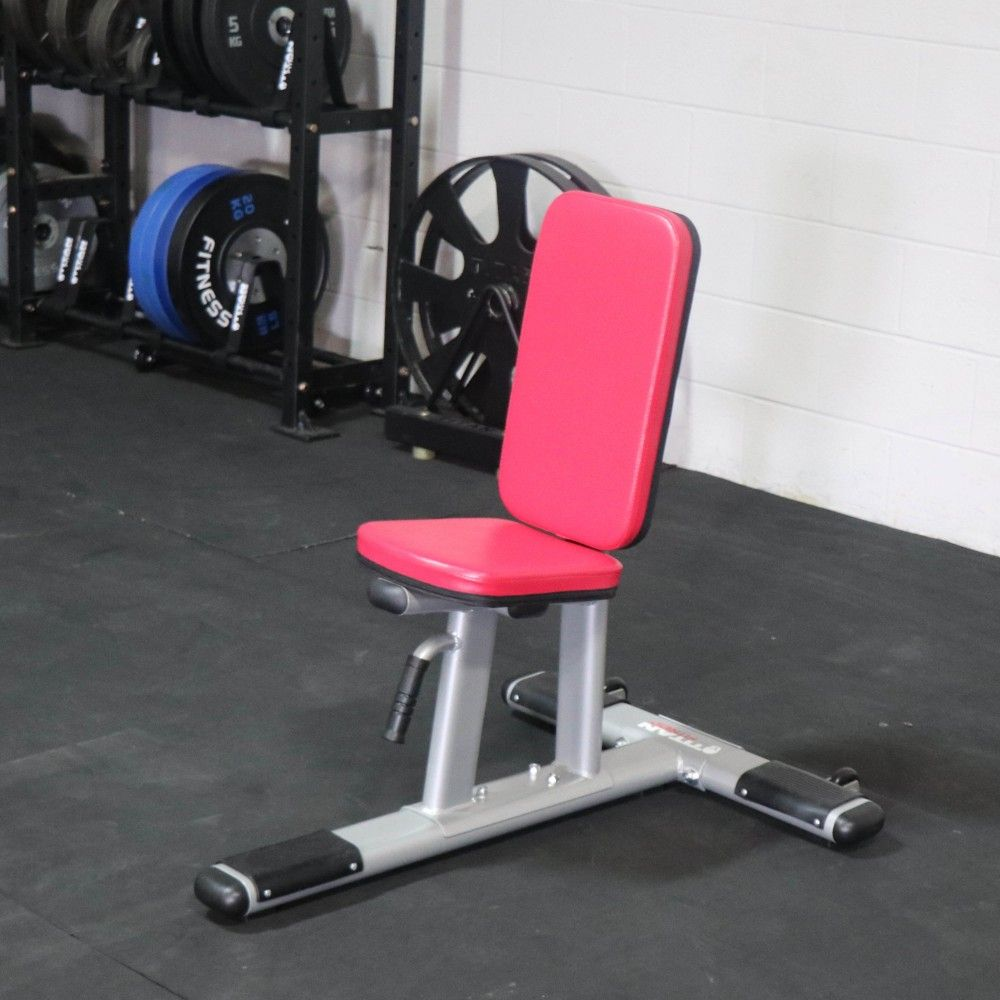 Seated Stationary Bench Stationary Dumbbell Curls Strength Workout