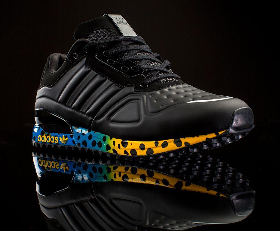super popular de054 90c94 adidas Originals T-ZX Runner AMR + TS Lite AMR