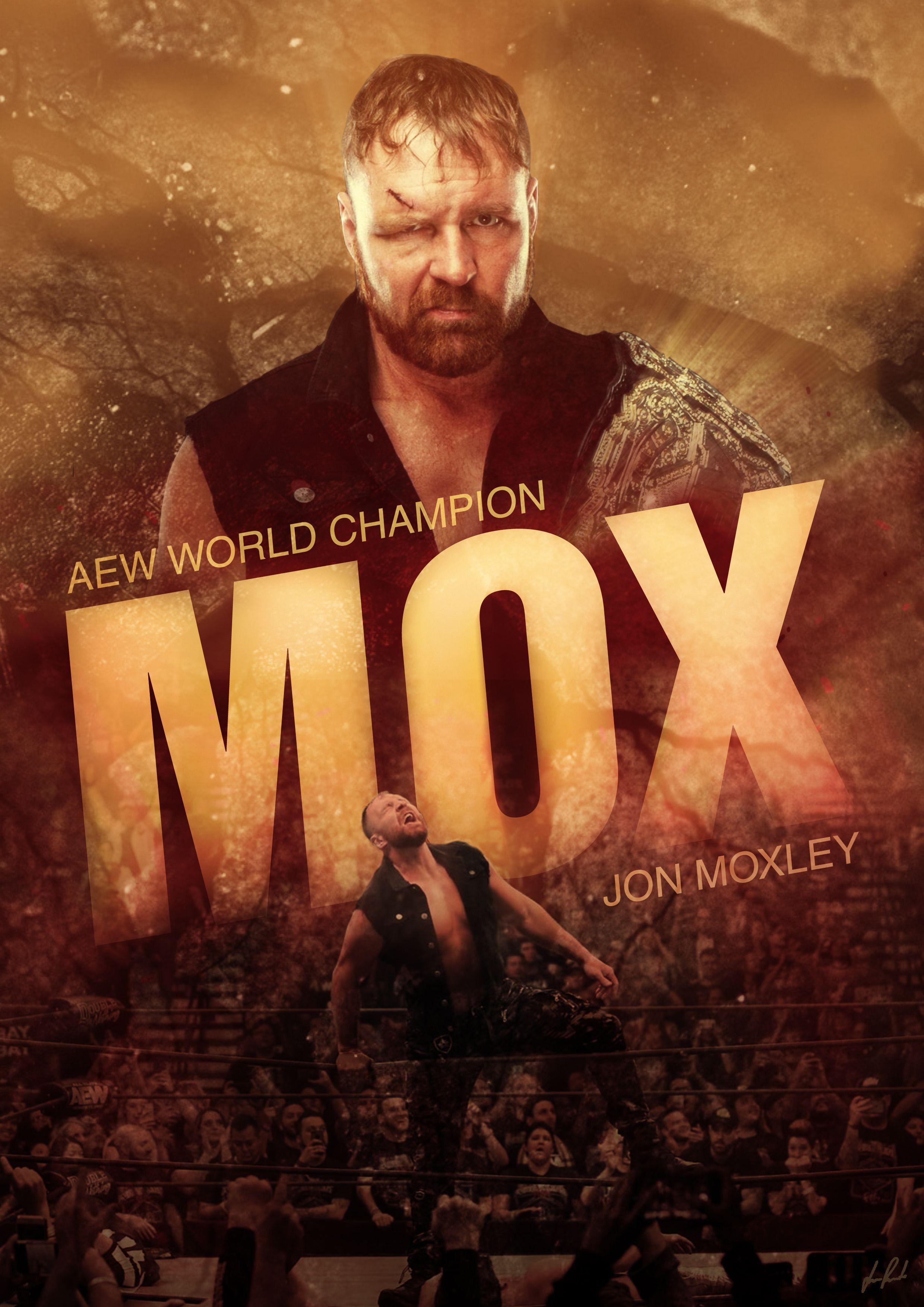 Aew Jon Moxley Jonmoxley Mox Moxley Aew Deanambrose Wwe Theshield Prowrestling Wrestling Wallpapers Photoshop Best Wrestlers Wrestling Wwe Divas