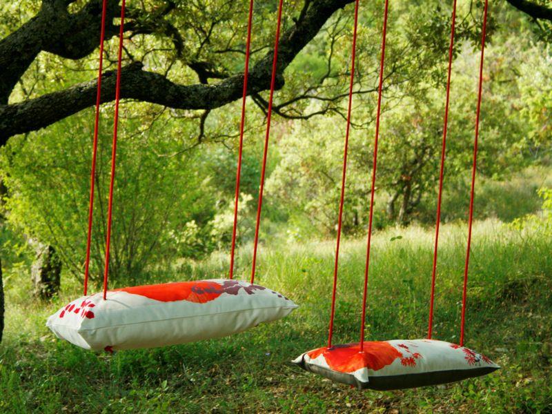 l 39 objet du d sir la balan oire de la baleine rouge ext rieurs pinterest les arbres. Black Bedroom Furniture Sets. Home Design Ideas