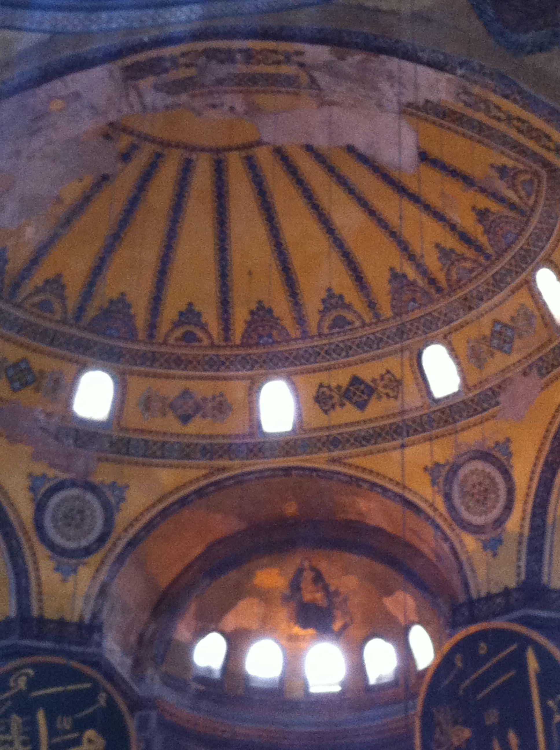 Hagia Sophia.
