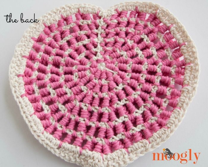 Love Wiggles - free crochet trivet and inspiration pattern on ...
