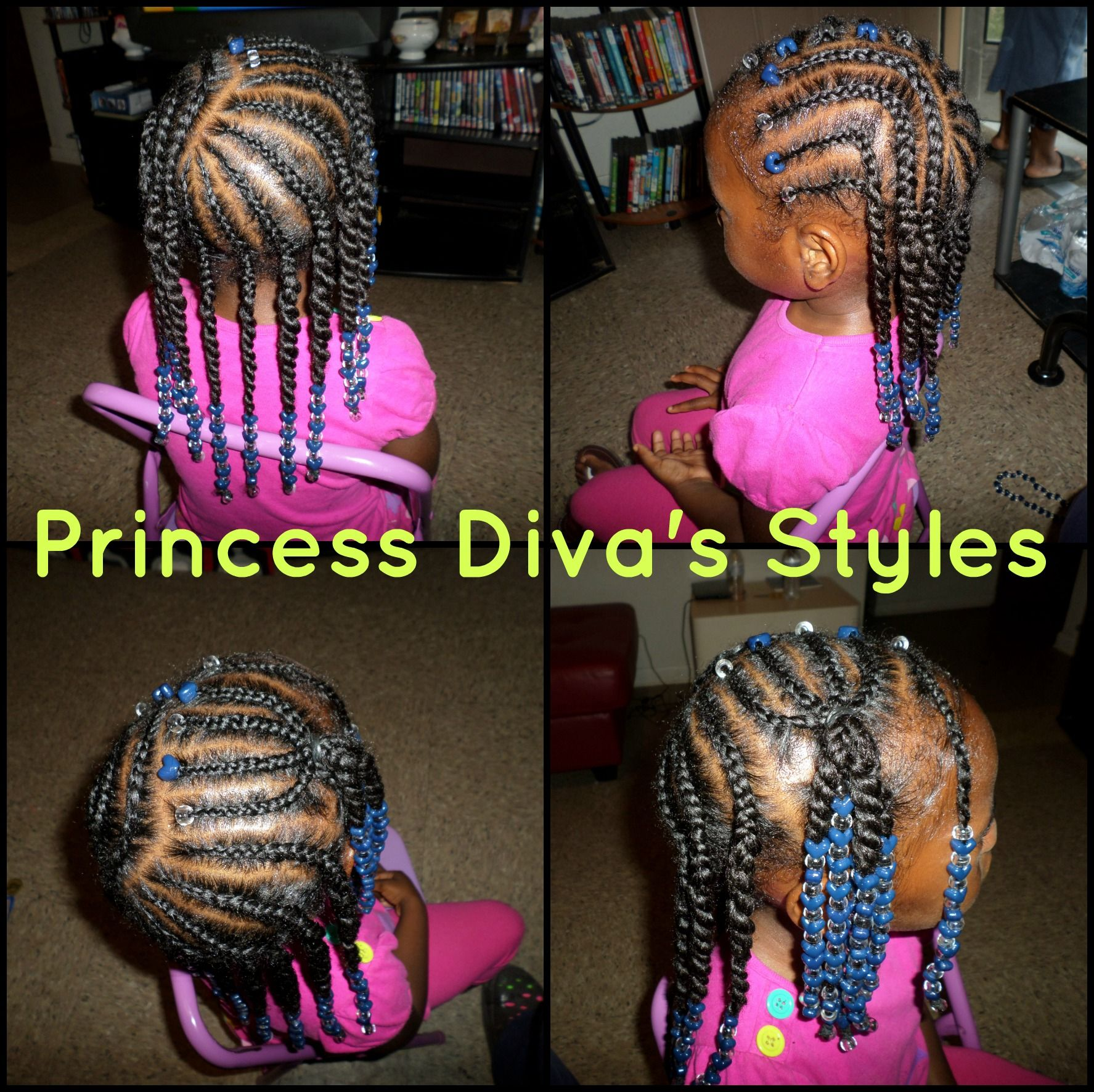 Princess Diva Hairstyle