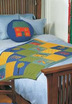 Playground Set: #knit #knitting #free #pattern #freepattern #freeknittingpattern #knittingpattern