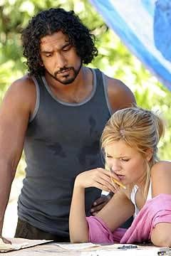 Sayid :) and Shannon :(
