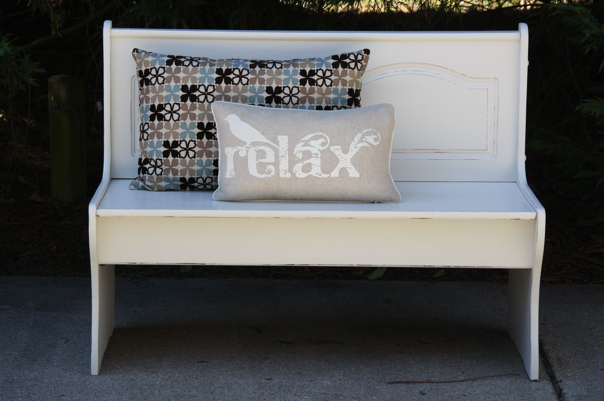 Tremendous Small Church Pew Bench Diy Crafts Home Decor Church Pew Caraccident5 Cool Chair Designs And Ideas Caraccident5Info