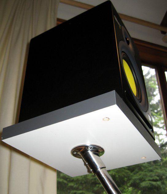 Speaker Platform Studio Ideas Pinterest Home music studios