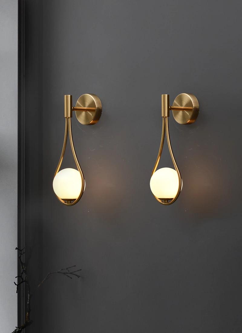 Brass Vanity Wall Lamp  Bedroom light fixtures, Wall lamp, Vanity