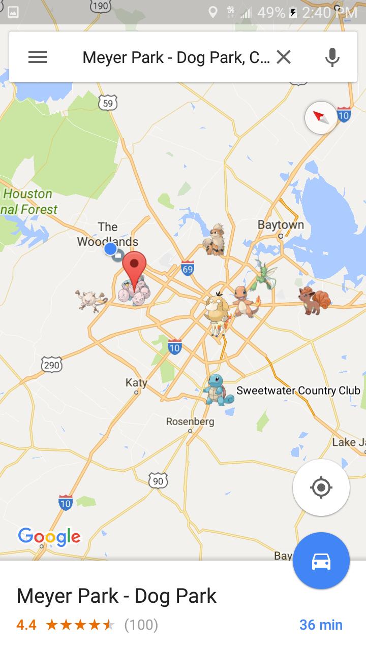Google Maps What S Going On Pokemon Go Pinterest Pokemon And