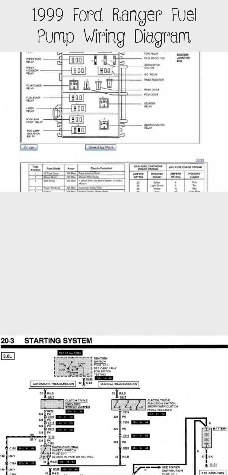 1999 Ford Ranger Xlt Wiring Diagram Wiring Diagram Frankmotors Es