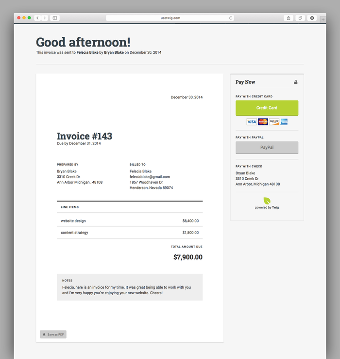 Invoice Ux Google Search Invoices Pinterest - What is a good invoice software