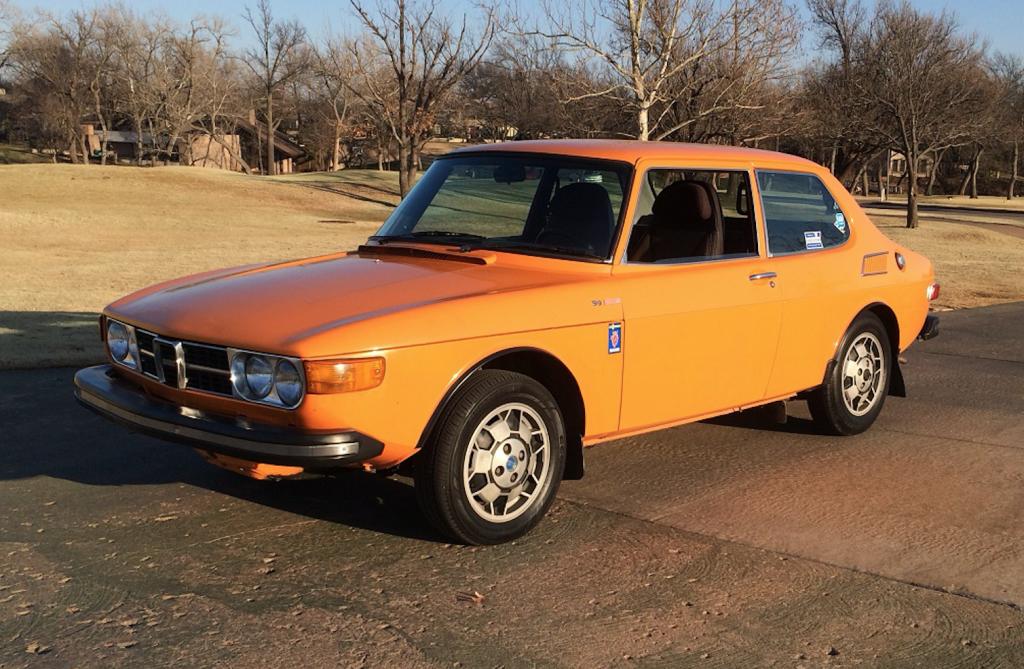 1974 Saab 99 Ems Coupe Classic Cars Sports Cars Luxury Saab Automobile