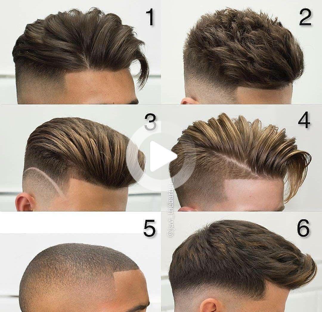 Quelqu Un Connait Il La Coiffure Pour Le Numero 1 Coupe De Cheveux Visage Coupe De Cheveux Ado Style De Coupe De Cheveux