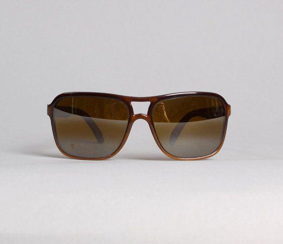Brown Vuarnet Skilynx 003 Lenses 80s Sunglasses Px4000 Mirrored UVqMGSpz