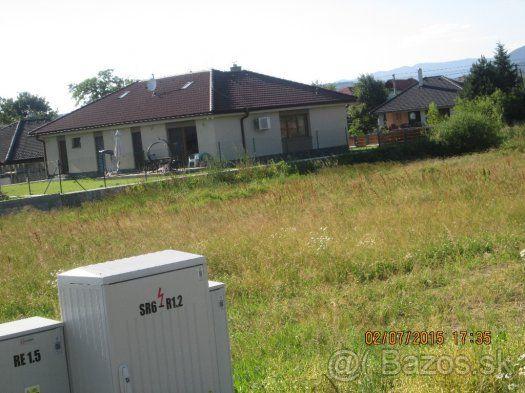 Pozemok ĽUBOTICE - 783 m2 - 1