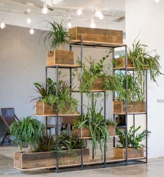 Planter And A Divider