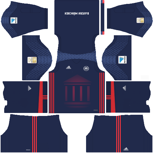 Dream League Soccer Kits Bayern Munich 2019 2020 Goalkeeper Home Kit Soccer Kits Bayern Bayern Munich