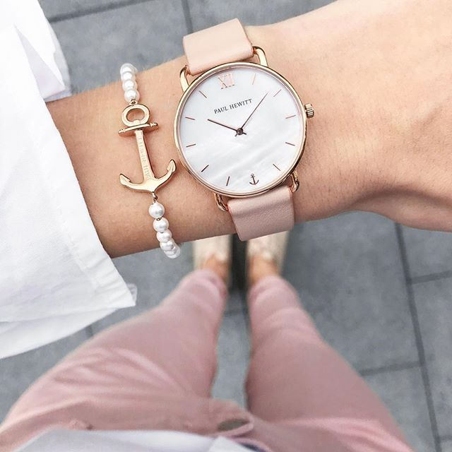8e085ef9f PAUL HEWITT | perfect combination | watches for her | bracelet | anchor |  style