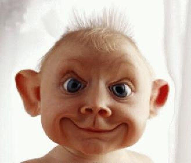Ensio Olut oli nuorena huomiota herättävän kaunis lapsi, eikö vain!