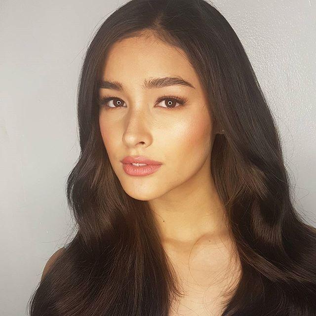 Liza Soberano  No caption needed infront of this beauty ❤ @lizasoberano  Makeup by @mickeysee Hair by @renzpangilinan  #newendorsementshoot #makeupbymickeysee