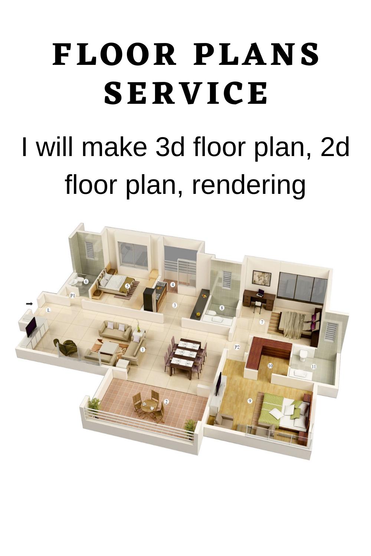 I will make 3d floor plan, 2d floor plan, rendering, #floorplansfornarrowlots #ranchhouseplanswithbasement #inlawsuiteplans #aframehouseplans #smallhouseplans1200 #steelbuildinghomesfloorplans #rectanglehouseplans #openconceptranchfloorplans #lennarnextgenfloorplans #houseplansonestory2500 #craftsmanhouseplansonestory #pultehomesfloorplans #24x24floorplans #onestorycraftsmanhouseplans #duplexhouseplans #splitlevelfloorplans #expandablehouseplans #schumacherhomesfloorplans #singlelevelfloorplans