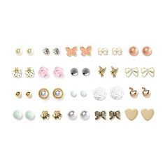 Earrings Studs Sets Google Search