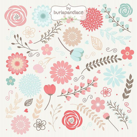 Kath Kidson Like Pink Roses - Shabby Chic Flowers Png Clipart (#1417085) -  PinClipart
