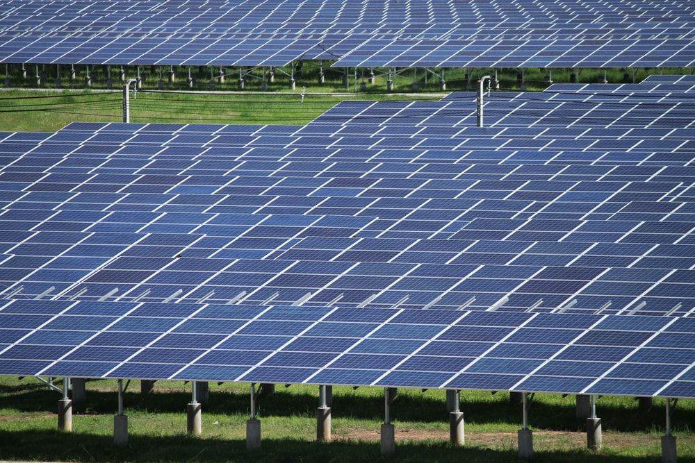 Solar battery Farm Solar battery, Solar, Battery farming
