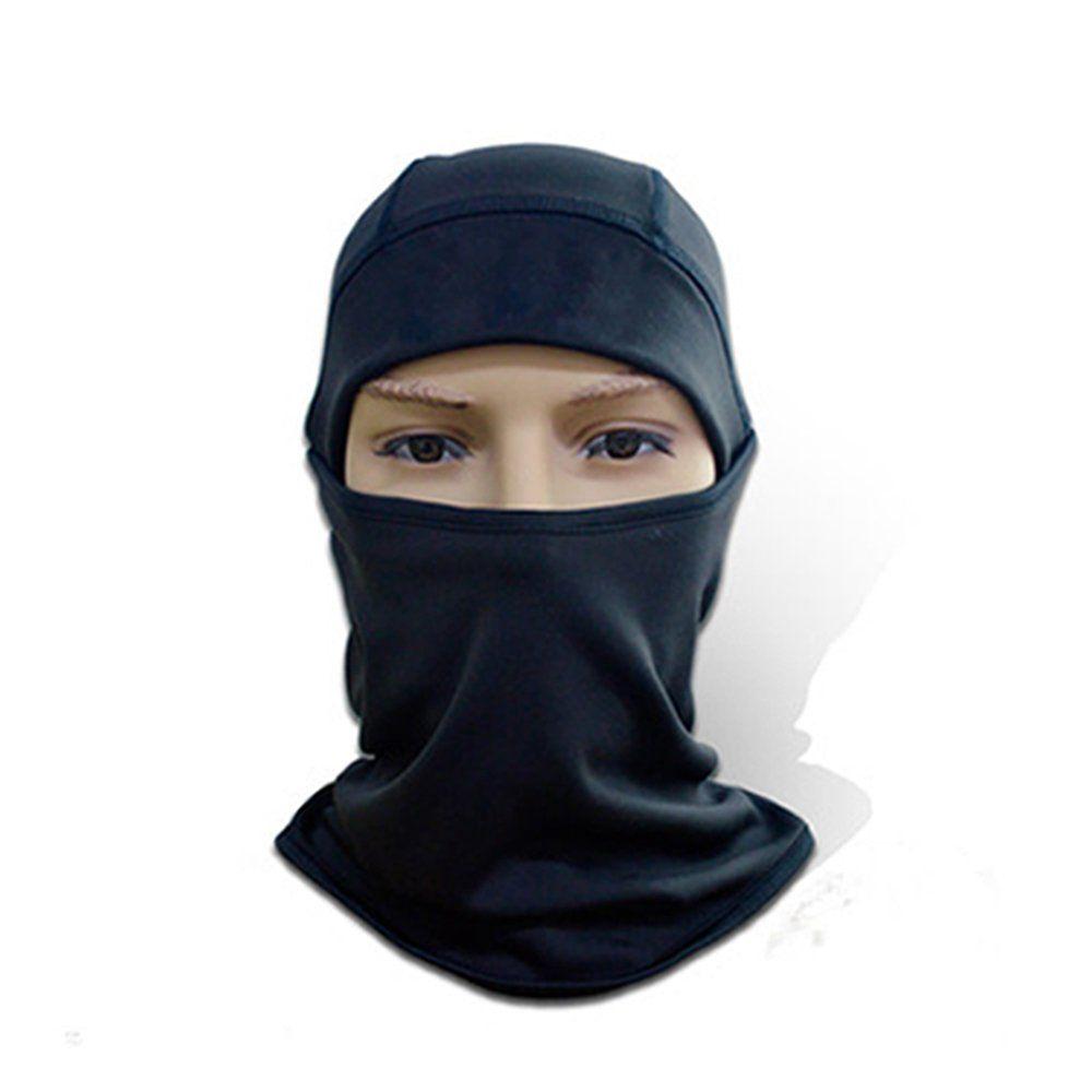 Wooch Fleece Ski Balaclava Windproof Face Mask Outdoor Neck Warmer Scarf Ski Headwear Headband For Women Men Youth Tactic Outdoor Outfit Balaclava Cycling Mask
