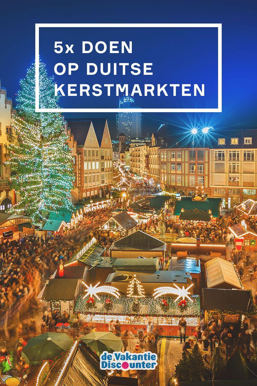 Het blijft voor ons een van de leukste kersttradities: kerstmarkten bezoeken. Met name de kerstmarkten in Duitsland zijn het summum van kerst. Wij geven je 5 tips voor wat je écht moet doen op een Duitse kerstmarkt!