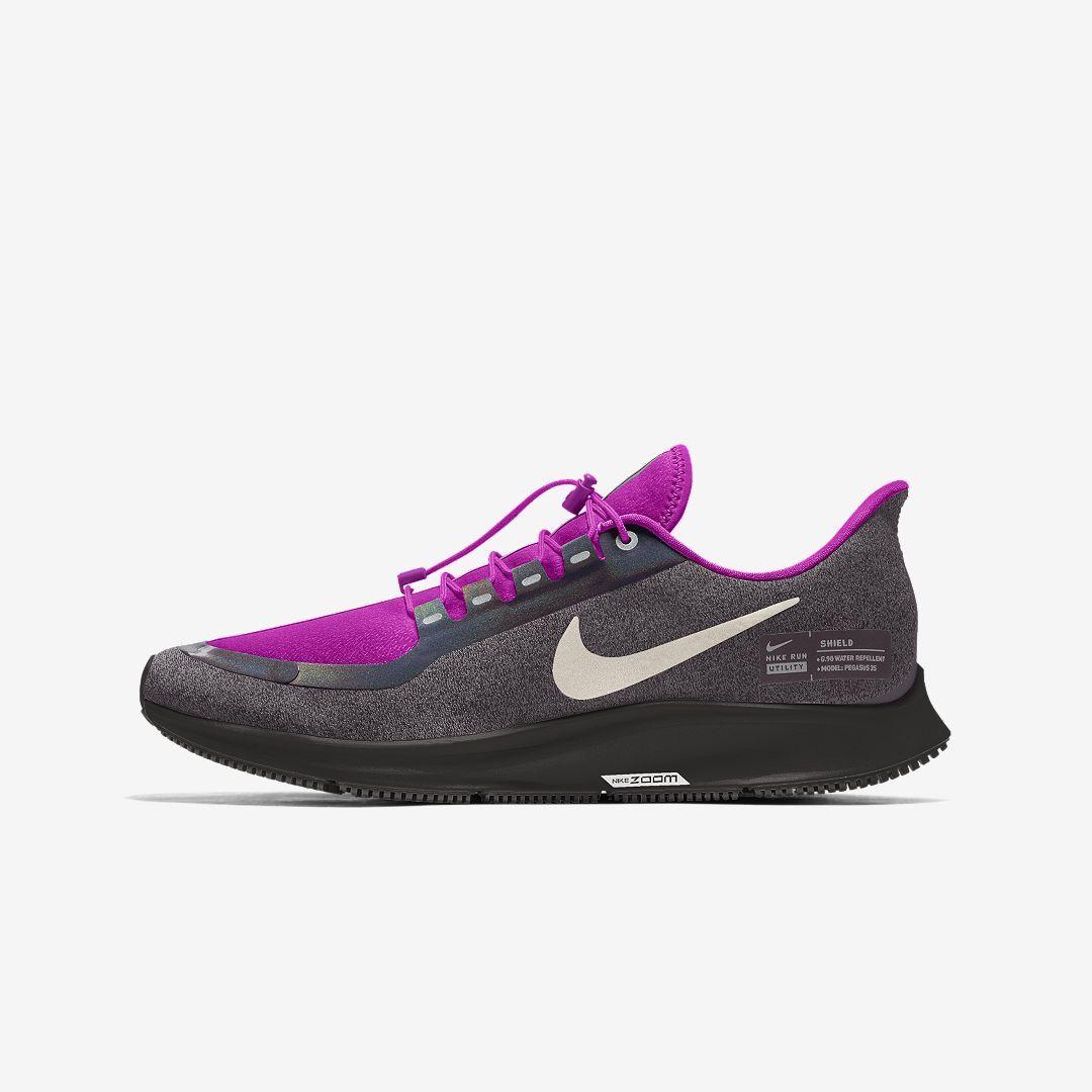 Nike Air Zoom Pegasus 35 Shield Women's Running Shoe Size 11