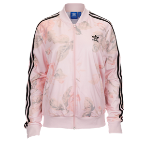 leopardo cuenta estar  adidas Originals Pastel Rose Track Top - Women's at Lady Foot Locker |  Adidas, Adidas originals, Womens tops