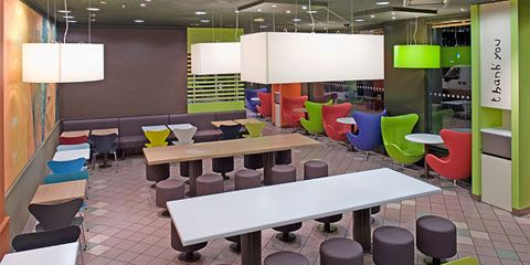Mcdonalds Interior Design mcdonalds interior | inspiration: audience research, places