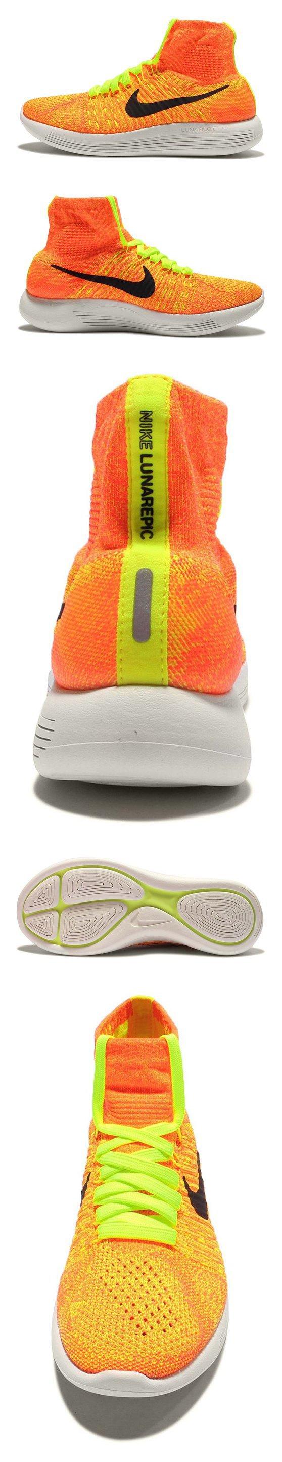 a35d0347f00a  220 - Nike Women s Wmns Lunarepic Flyknit HYPER ORANGE BLACK-VOLT-SAIL   shoes  nike