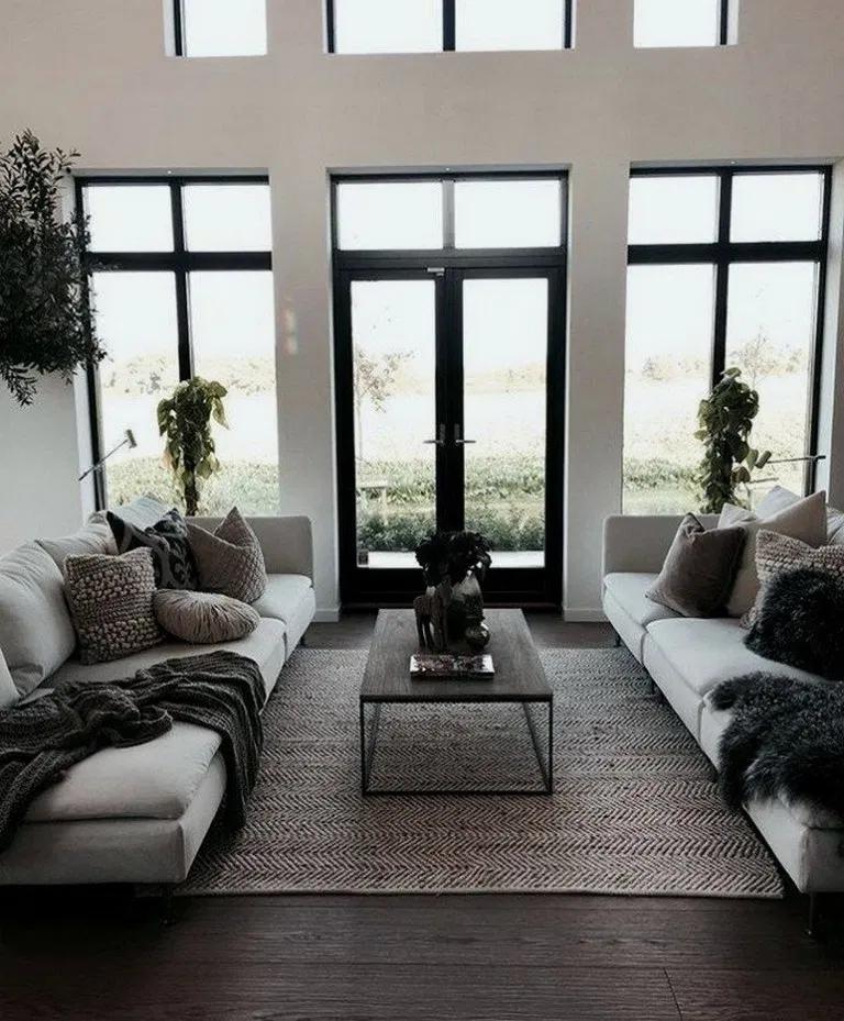 26 Cozy Modern Minimalist Living Room Designs Living Room Decor Modern Farm House Living Room Minimalist Living Room Design