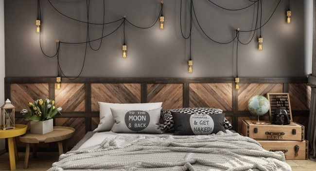 Modern Vintage Bedroom Interior Design Things That I Like