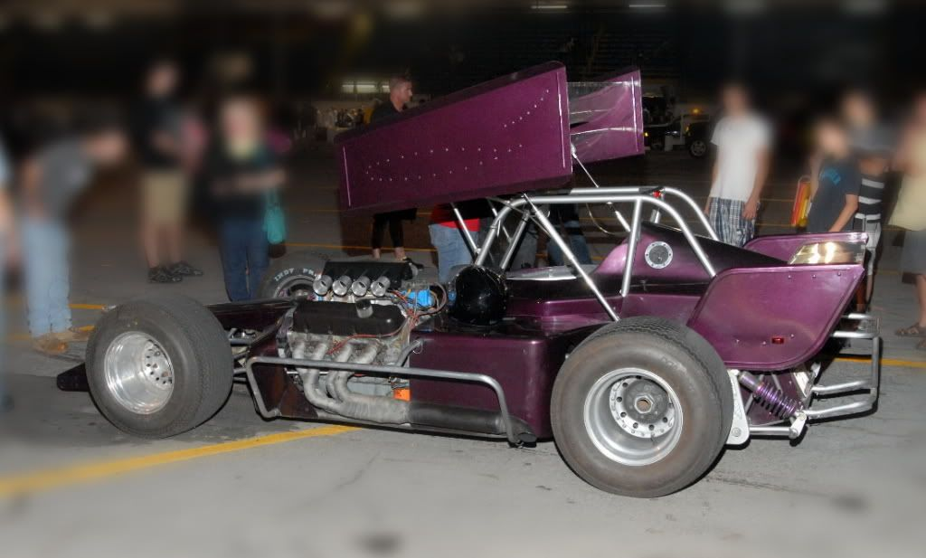 Street Legal Supermodified Old race cars, Dirt track racing