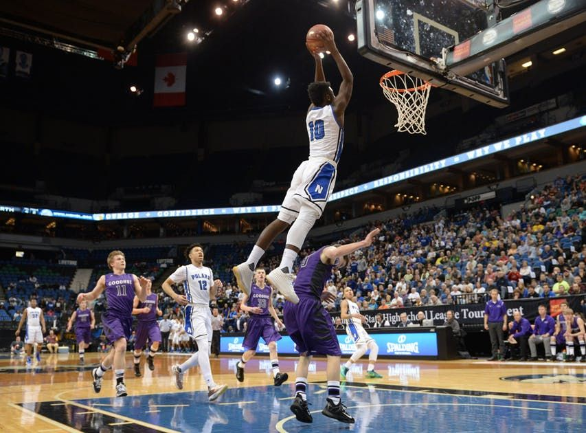 [Reusse] Tyler Johnson's loyalty talent helped Minneapolis North survive and thrive