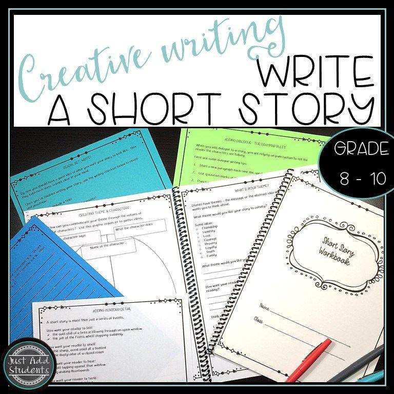 Write a Short Story Creative Writing Descriptive