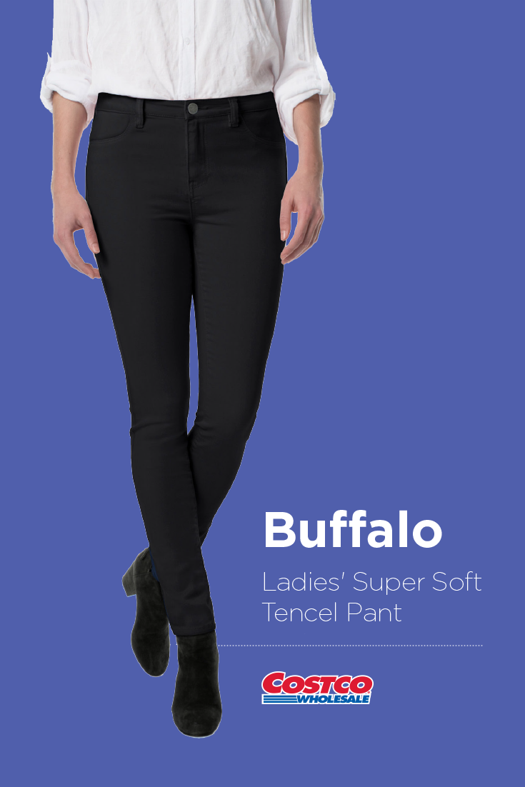 f5b0864a90e Buffalo Ladies' Super Soft Tencel Pant | Costco Fashion | Pants ...