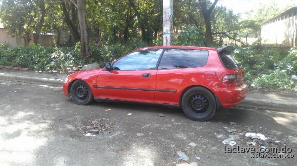 Honda Civic Eg De Venta En Republica Dominicana 1 Honda Civic