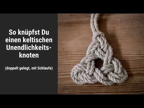 Photo of DIY: Einen keltischen Unendlichkeitsknoten knüpfen – Battle-Merchant Blog