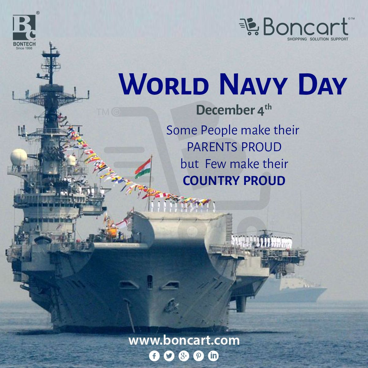 World Navy Day December 4 Navy Day World Days Indian Navy