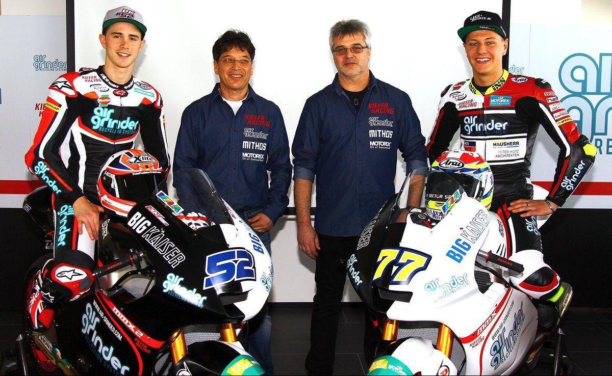 'A decisão de Danny Kent pode-lhe custar a carreira' - Dominique Aegerterhttp://www.motorcyclesports.pt/decisao-danny-kent-pode-lhe-custar-carreira-dominique-aegerter/