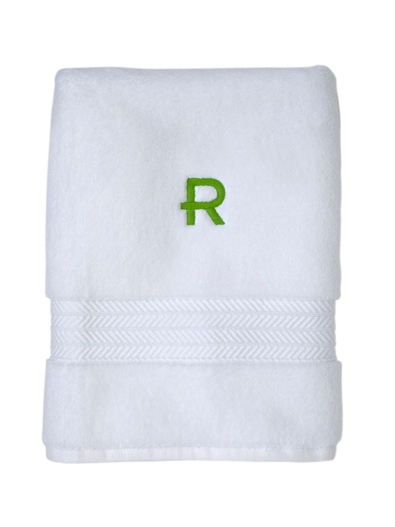 HGTV - Monogrammed Towels