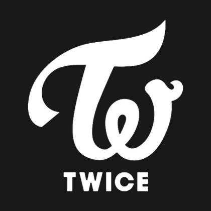 Twice Logo Kpop Logos Logos Logo Twice
