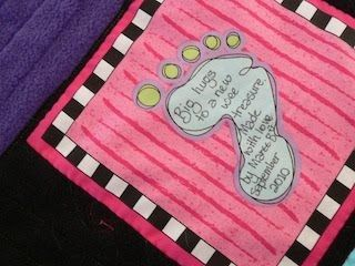 Baby Quilt Label Ideas | Quilt labels | Pinterest | Quilt labels ... : labels for baby quilts - Adamdwight.com