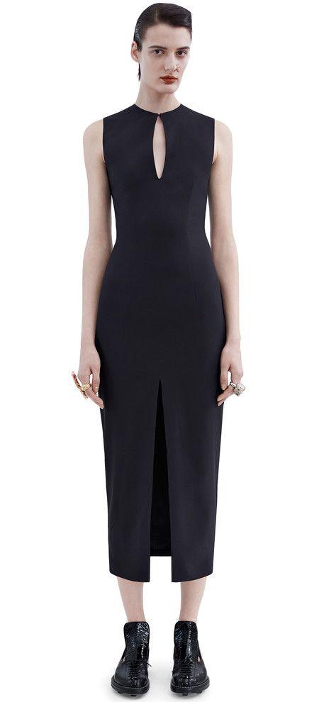 Sandie flu cady dark grey   Fashionista   Pinterest   Dresses, Grey ... 9830ef27221