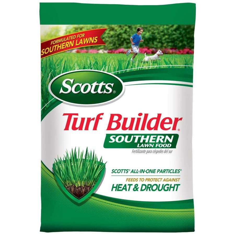 scotts turf builder southern lawn food lowes